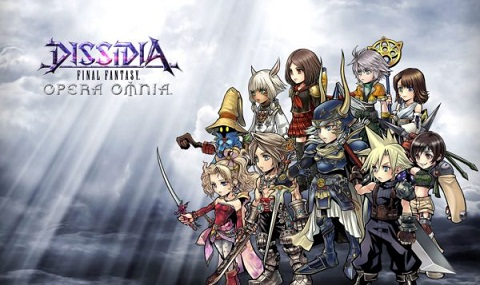 Dissidia Final Fantasy Opera Omnia Guides