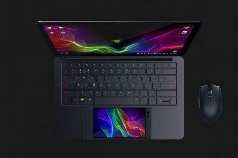 Razer Project Linda – Turn Your Smartphone Into Laptop