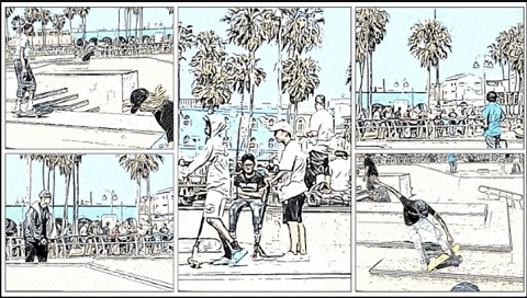 Storyboard Android App