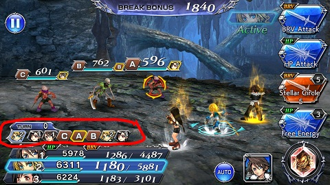 5 Dissidia Final Fantasy Opera Omnia Tips for Beginners