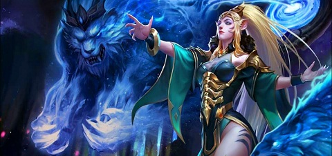 The Best Arum AOV Guides, Item Build, and Skills