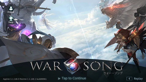 Download MOBA WARSONG English Version APK