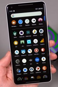 Android 9 Pie feature