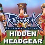 All Ragnarok Mobile Eternal Love Hidden Headgear