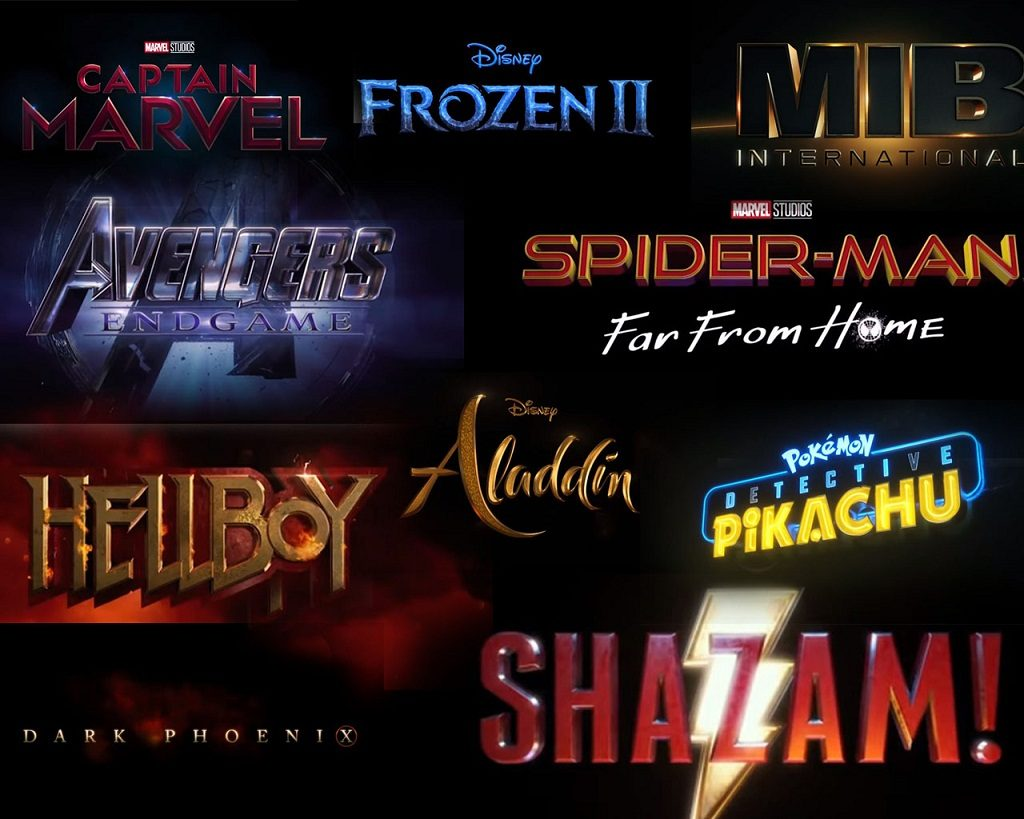Most Anticipated Movies 2019