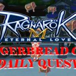 Gingerbread City Daily Quest Ragnarok Eternal Love
