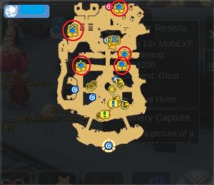Gingerbread City daily quest Ragnarok Eternal Love