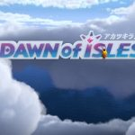 New MMORPG Open World Dawn of Isles