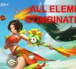 All Dawn of Isles Element Combinations