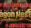 How to Level Up Fast in WODN