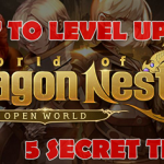WOD Guide How to Level Up Fast