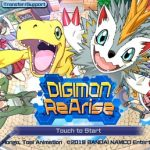 Digimon ReArise Global Launch