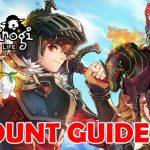 Mabinogi Fantasy Life Mount Information