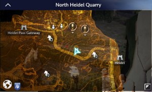 BDM Knowledge locations in Serendia
