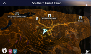 BDM Knowledge locations in Serendia