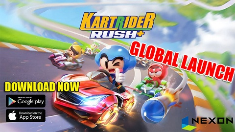 Kartrider Rush+ for Mobile