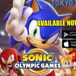 "New Athletic Game – ""Sonic at Olympic Game"""