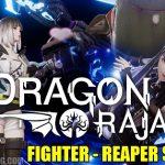 Dragon Raja Fighter Reaper Skill Description