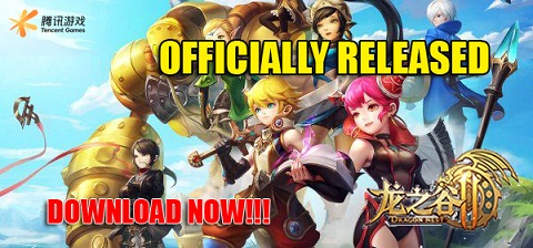 Dragon Nest 2 is officially released