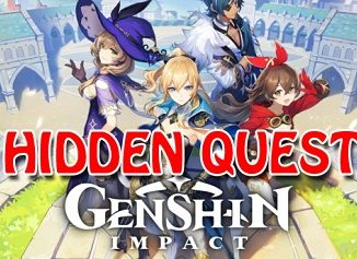 Genshin Impact Hidden QUest