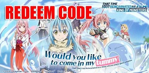 Tensura-redeem-code