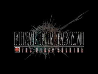 Final Fantasy VII The First Soldier