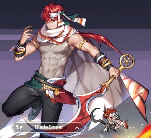 Arcana Tactics Hero List