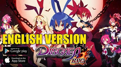 Disgaea RPG Mobile