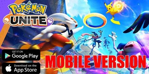 Pokemon Unite Mobile Version